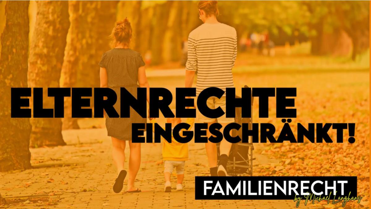 Elternrechte eingeschränkt durch Bundestag