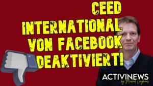 CEED International deaktiviert